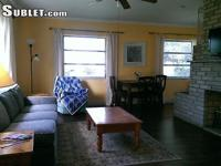 Spacious 1 bedroom apartment with a fenced in large