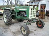 I have an 1850 Oliver tractor, I have everything except