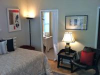 Beautifully decorated, fully furnished, Studio in