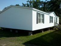 1995 FLEETWOOD DOUBLEWIDE 24'X48' HOME HAS 3 BEDS