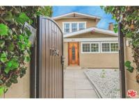 Extensively remodeled Craftsman in the heart of LA's