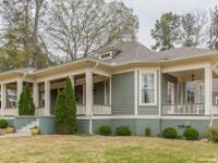 A turn of the century Historic College Park craftsman