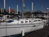 This very nice, well equipped Catalina 400 is the