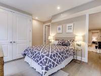 This luxury three unit condominium, by Potomac