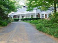 Estate quality home w/187 acres and the top of the