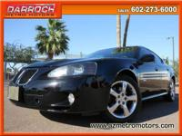 Used 2006 Pontiac Grand Prix GXP 5.3 L V8 Power! Stk #: