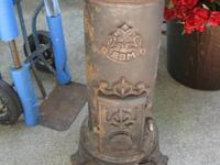 Available For Sale  1870 French PBM cast iron coal
