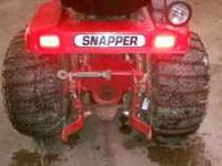 1885A snapper /massey ferguson 18hp onan motor air