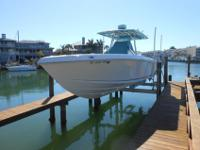 2008 Spectre 34 SF is a SERIOUS FISHING/DIVING