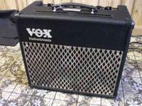 TheVOX AD series Amps are beyond belief with the