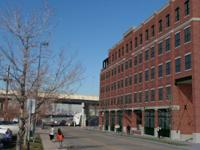 Evans Station Lofts is ideally situated to give you