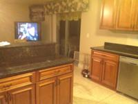 Perfectly furnished 2 bedroom home with gorgeous view