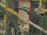 Beautiful 22+ acres of open land in Guilford County
