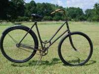 This is a Model 28 Rambler ca. 1896. Other than