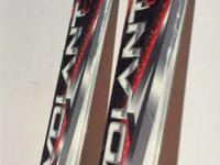189cm Volant Carbon C.12 Comp Skis w/ Bindings  Call