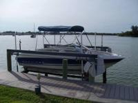 Please call owner Paul at . Boat is in Venice, Florida.