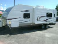 2012 COACHMEN CATALINA 25RKS REAR KITCHEN WITH JACK