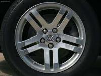 "I have a set of 18"" Dodge Charger RT Rims and tires for"