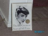 PUBLISHED IN 1997. FRONT COVER - AUDREY HEPBURN IN