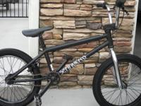 "18""BMX/Park bike, perfect for kids 5-10 years old,"