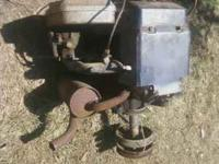 18 HP Briggs & Stratton 2 cyl engine - $65 (Elberta) I