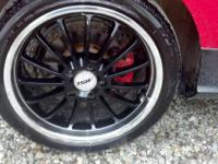 I have a set of 18 inch TSW wheels for sale. It is the