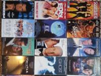 VHS Movies.    *** 18 Preowned VHS Movies - Funny,