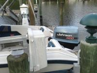 I have a 92 seaswirl for sale it has a 120 johnson on