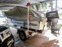 FOR SALE 18FT FIBER GLASS 'KEY LAGO' 2003 BOAT FOR