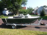 18ft. starcraft in very good condition. Aluminum,