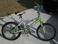 i have a 18in boys bike for sale. $40 OBO. It is in
