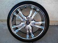 Hi I'm selling these set of 18in (4LUGS) rims with all