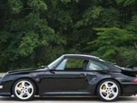 Call  or email sales@mcgohio.com 1997 Porsche 911 Turbo