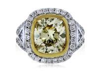 StylennnnMain Diamondn4.62ct Cushion CutnnnDiamond