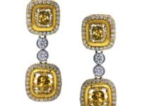 Style Material 18k Yellow and White Gold Measurements