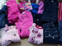 For Sale: Girl 18mos fall/winter clothes, found in New
