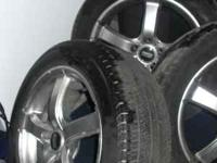 "18"" universal wheels $240 ....... txt anytime nice for"