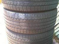 Nice set of tires 225-50-18 goodyear eagle ls-2 in like