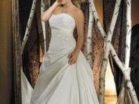 i have a women's size 18 wedding gown for sale. it