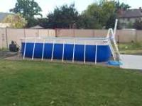 We bought this pool from orleys in summer of 2001, it