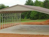 Barns, Running Shed's Carport, RV Shelter, Tractor
