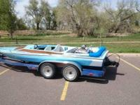 Please call owner Tommy at . Boat is in Erie, Colorado.