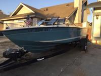 Please call owner Joe at  or . Boat is in Rohnert Park,