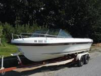 Please call owner Keith at . Boat is in Manson,