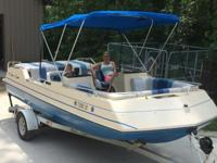 Please call owner Paul at . Boat is Pinconning,