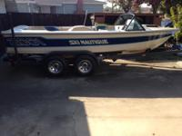Please call boat owner Jaime at . 1986 Correct Craft,