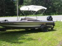 Please call owner Kenny at . Boat is in Concord,