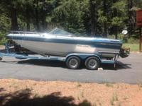 Please call owner Jason at . Boat Location: Lake Tahoe,
