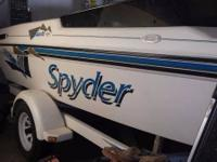 Please call owner Kim at . Boat is in Meridian, Idaho.