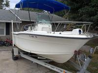 Please contact boat owner John at . Fully loaded set up